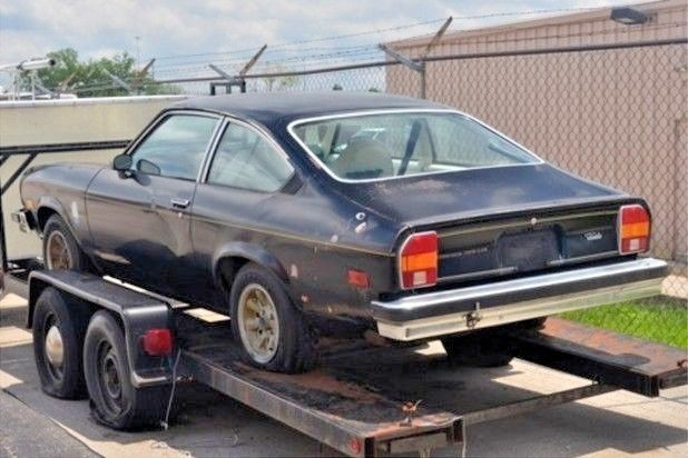 Cool Great 1976 Chevrolet Other  1976 CHEVROLET Cosworth Vega, Custom Trailer Included 2018