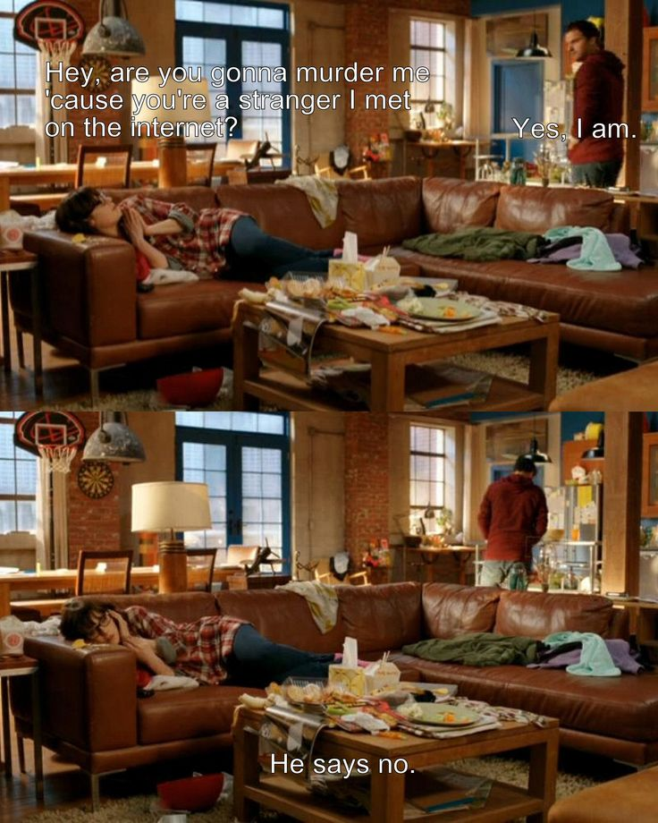 New Girl! god i love this show!
