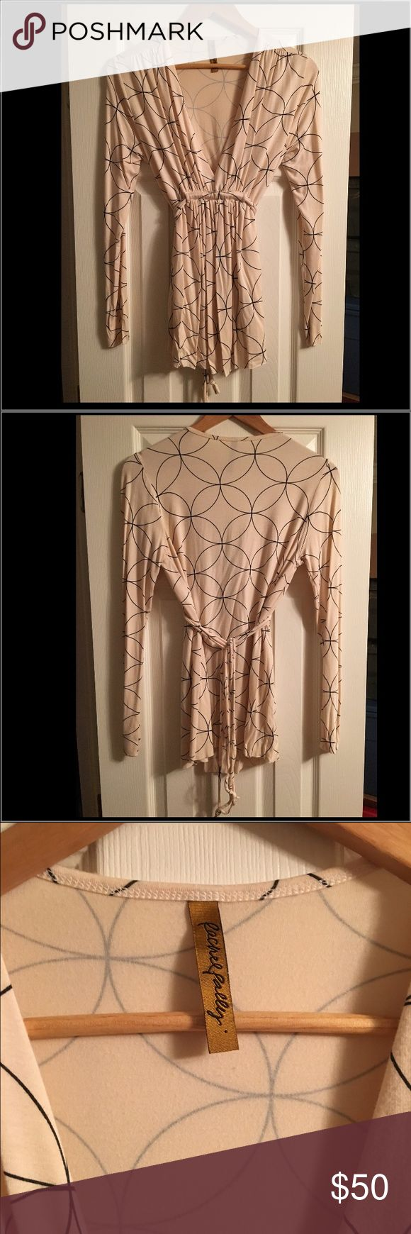 Rachel Pally empire/baby doll top By Rachel Pally. Modal/spandex. Made in USA. Great condition. Rachel Pally Tops Blouses