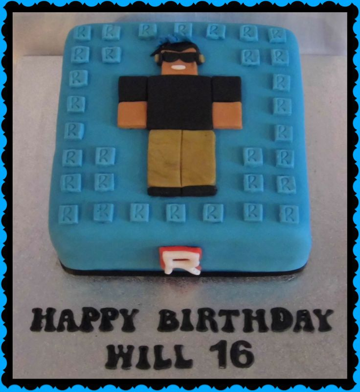 11 best Roblox Birthday Party images on Pinterest | Roblox ...