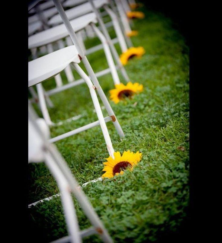 photos 75 delightful ideas for summer weddings sunflower wedding decorationswedding