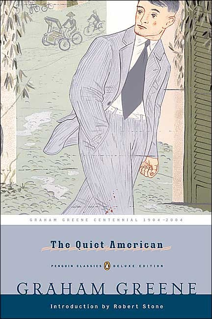 the quiet american a political warning by graham greene essay Essay many adjectives have been used to describe the novels and plays of graham greene - timely, religious, melodramatic, even seedy (graham greene, a collection of critical essays, back cover) although this may not be entirely true in greenes other work, it is certainly true in his novel, the quiet american.