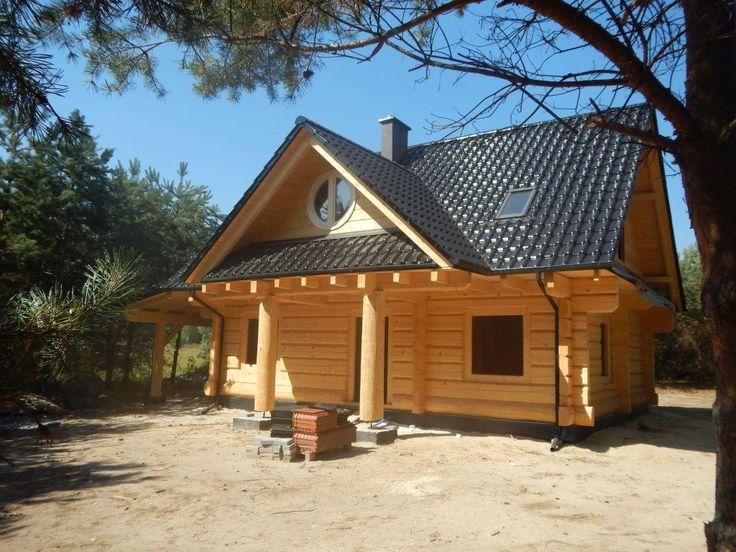 Dom domy z bali dom drewniany (5911045230) - Allegro.pl - Więcej niż aukcje.