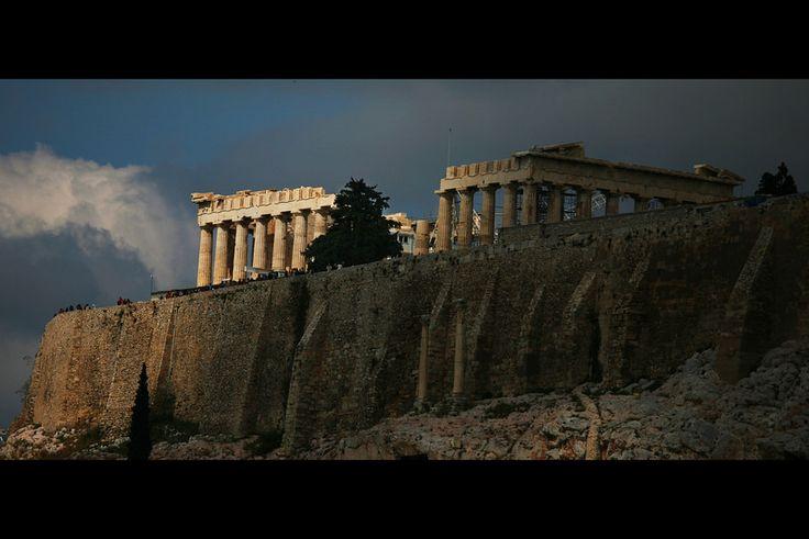 parthenon athens greece ~ by simon tong photography