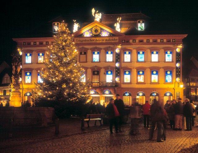 Il Municipio di Gegensbach - Germania