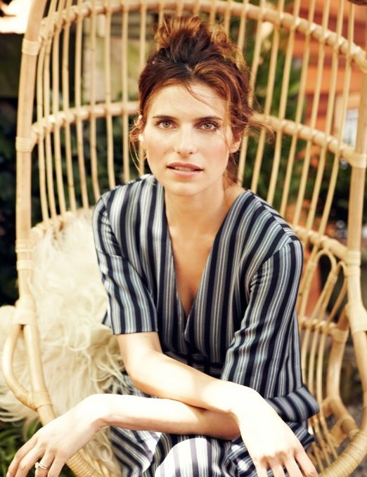 Lake Bell : Lonny Jul/Aug13