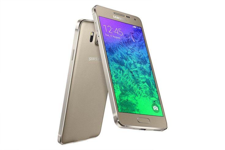 Samsung Galaxy Alpha es oficial
