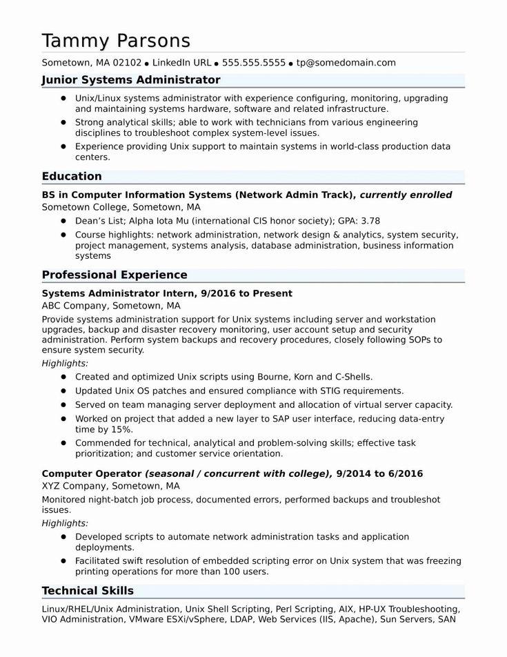 Adding Resume To Linkedin 12 How To List Nanny Resume
