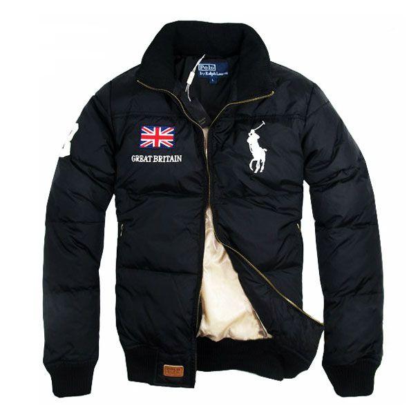 Big Pony günstig billig Ralph Lauren Polo Daunen Jacke kauft man bei  www-designer- · Mens Down JacketMens ...