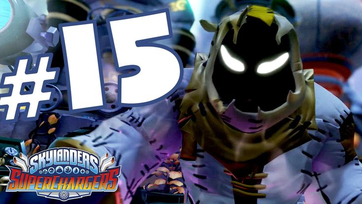 Skylanders Superchargers Gameplay ITA Walkthrough #15 - Nell' Arena - PS4
