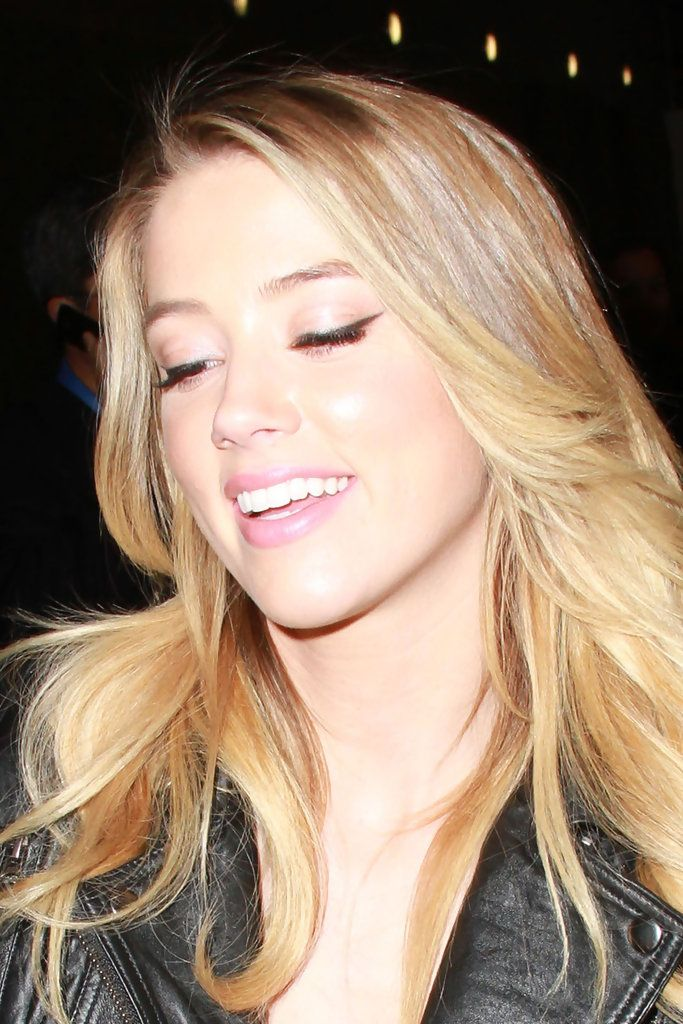 Amber Heard ... Her breakthrough came in 2008 with roles in Never Back Down and Pineapple Express.