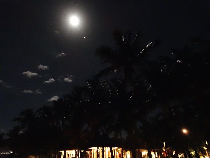 moon, Mauritius