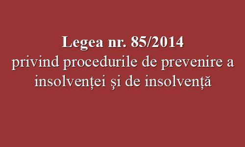 Legea nr. 118/2014 pentru completarea Legii nr. 303/2004 privind statutul judecatorilor si procurorilor a fost publicata in Monitorul Oficial, Partea I, nr. 549, din 24 iulie 2014.