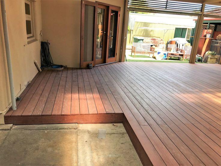 Hardwood Timber Decking Pacific Jarrah | Peterhead SA