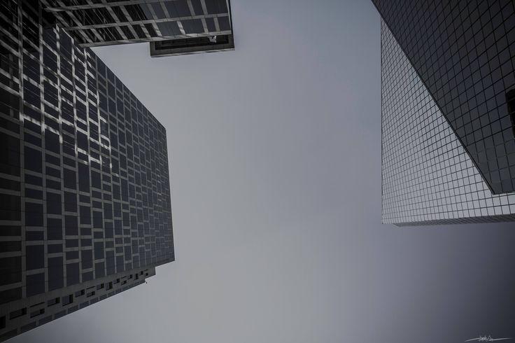 https://flic.kr/p/sRPctK | Mexico Architecture | Edificio de la Bolsa de Valores y Torre Mapfre, México Mexico Stock Exchange building and Mapfre Tower, Mexico city _MG_3010