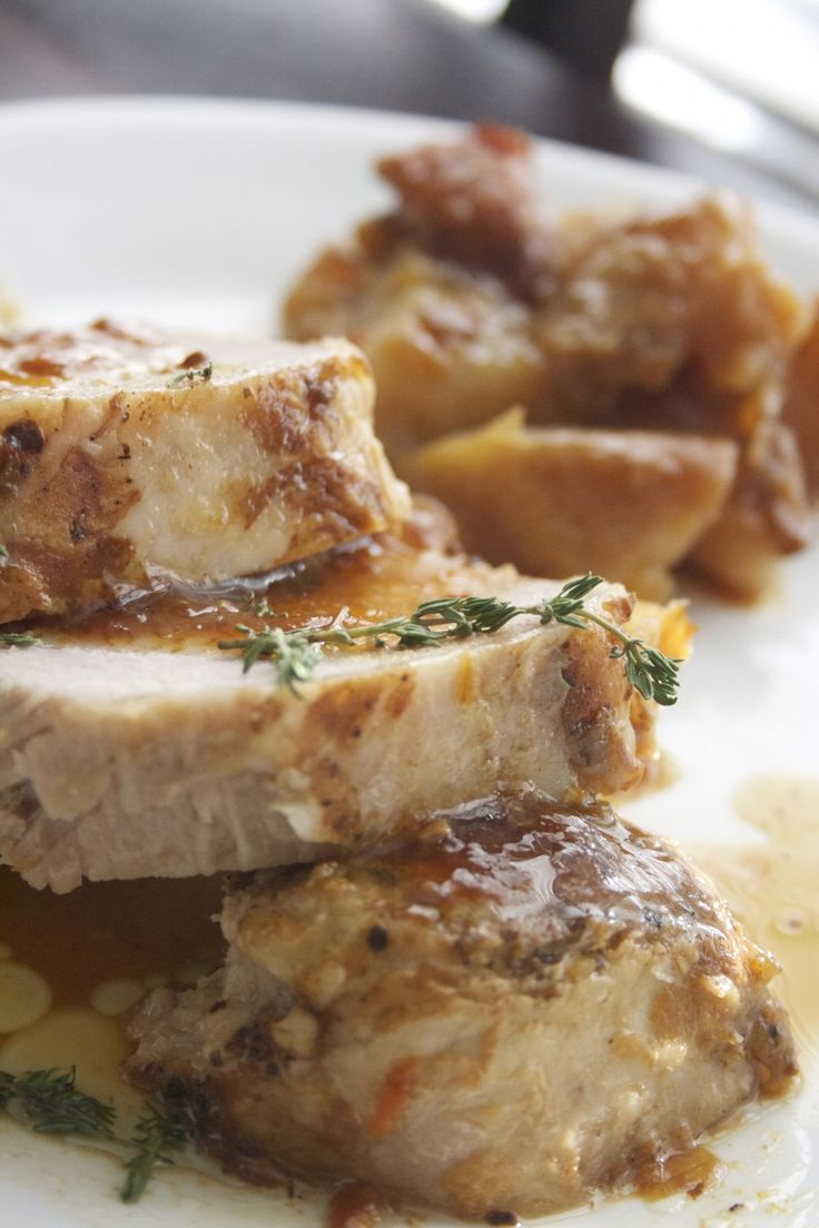 The best Roasted Pork loin you will ever eat, and Turnips // Mastering the Art of French Cooking