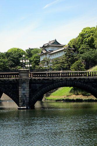Tokyo - Marunouchi: Tokyo Imperial Palace *-*.