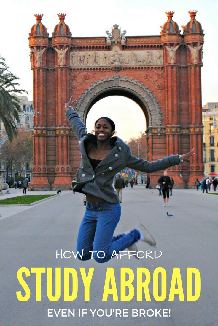 How to afford Study Abroad - even if you're broke! 7 tips for earning money to travel freely!