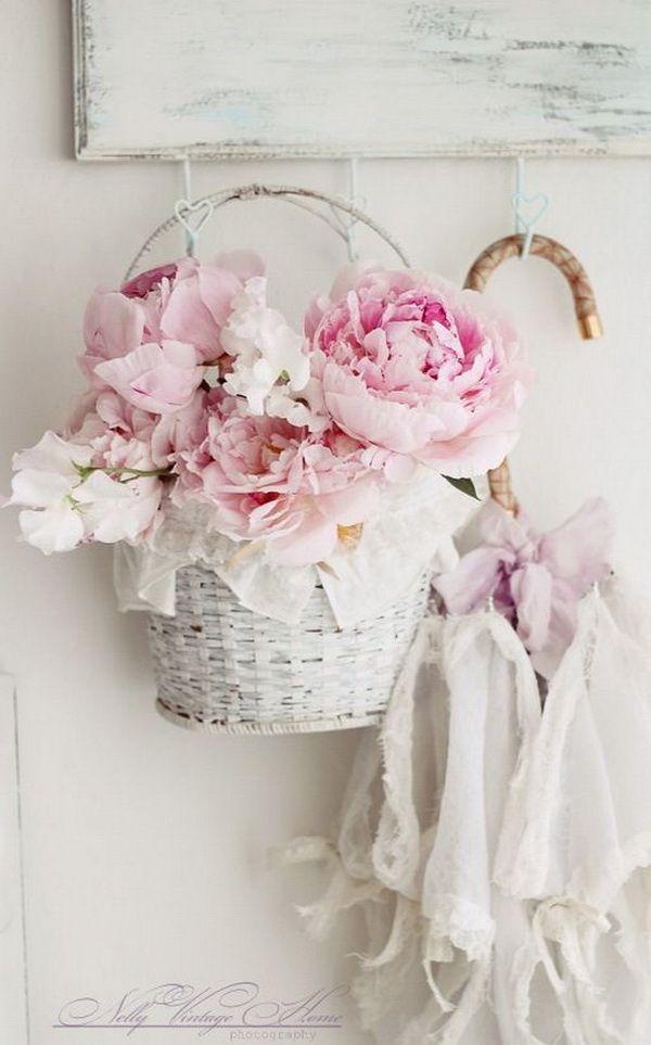 Pretty Shabby Chic Decoration Inspirations – Sumbleen Faisal