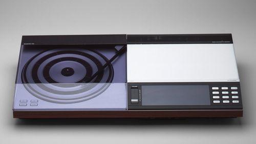 Jakob Jensen. Beocenter 7000 Radio-Turntable-Cassette Combination. 1979