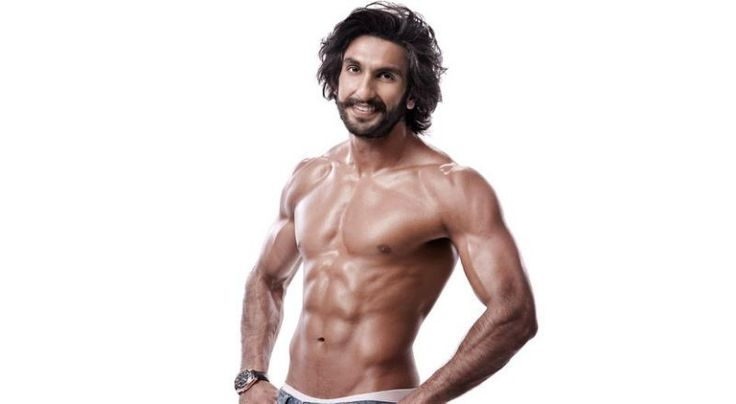 Although there are a lot of things that one can learn from hot hunk of Bollywood Ranveer Singh but one should learn dedication from him.