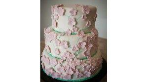 Aprenda passo a passo a fazer um bolo decorado com pasta americana. Com receita do bolo com massa de pão de ló, recheio e o passo a passo completo da massa de pão de ló e do glacê real.