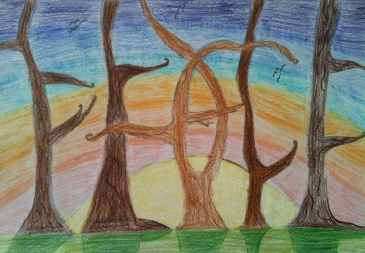 Corner Lake Middle School Art
