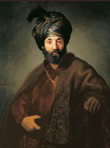 Samuel Pallache (c. 1550 – February 4, 1616) was a Jewish-Moroccan merchant, diplomat and pirate who was sent as an envoy to the Dutch Republic in 1608. Pallache was born in Fez, Morocco. His family originated from Islamic Spain, where his father had served as rabbi in Córdoba.
