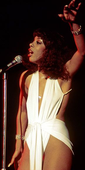 Donna Summer..yes I saw her live in NYC during her Bad Girls tour..we all wanted to be on stage and be badder than ever..lol ..love u DS