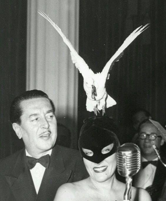 Reginald Gardiner & Gloria Swanson