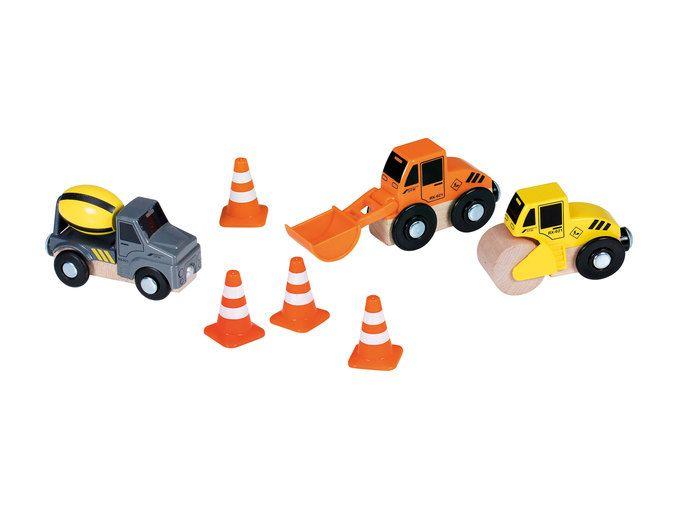 Playtive Junior Vehicle Sets At Lidl Uk Lidl Toy Car Toys