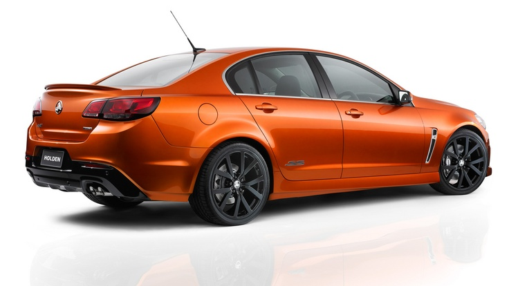 Holden signals VF Commodore performance intent with new sport luxury show car