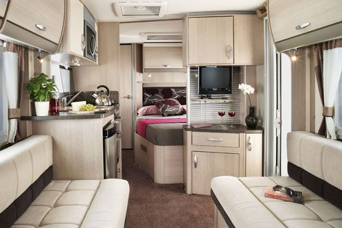 Modern Caravans Interior With Fantastic Inspiration In India