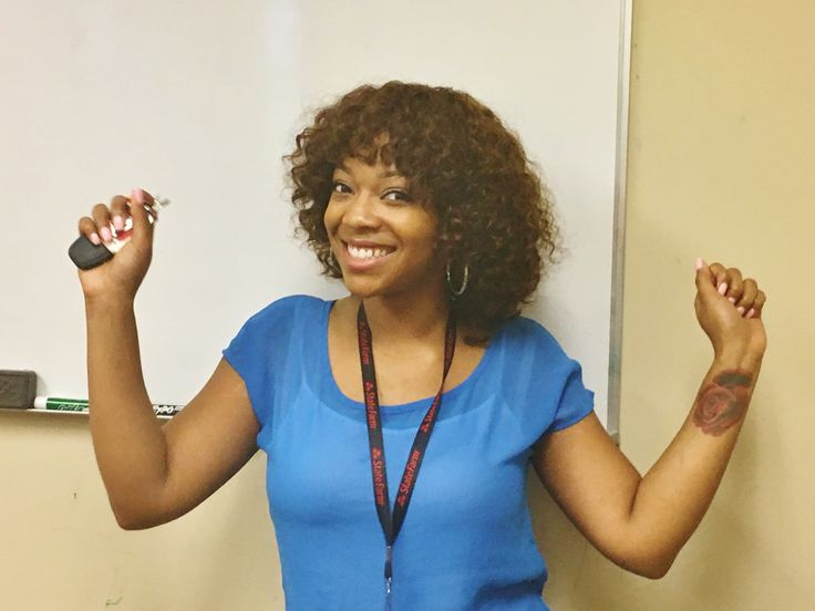 """Ms. Jones now owns for the same as rent! """"The whole process has been extremely smooth and pleasant. My mortgage counselor Esau Davis and realtor Kenneth Clarke were a valuable resource."""" 3.75% APR #AmericanDream #NACAPurchase"""