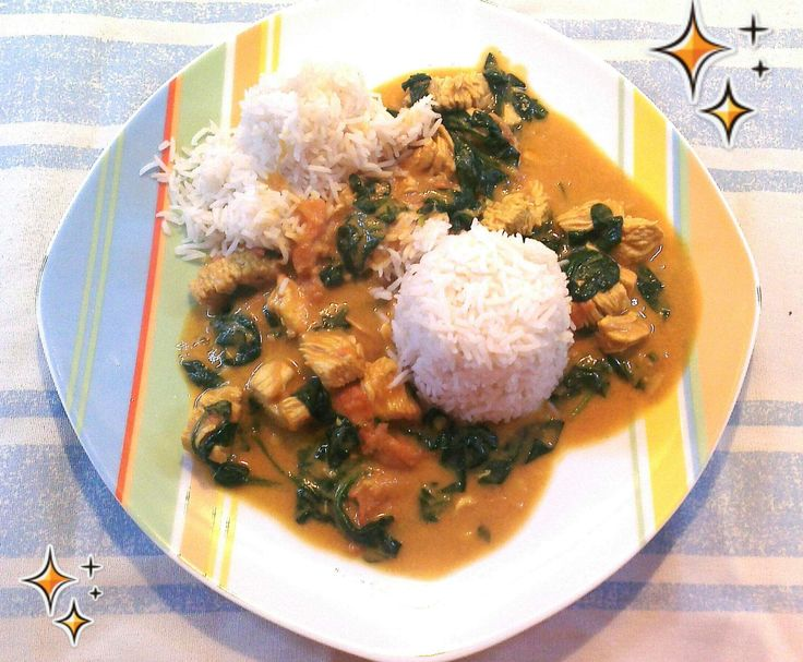 Chicken Saagwala - indisches Hähnchen by Milopita on www.rezeptwelt.de