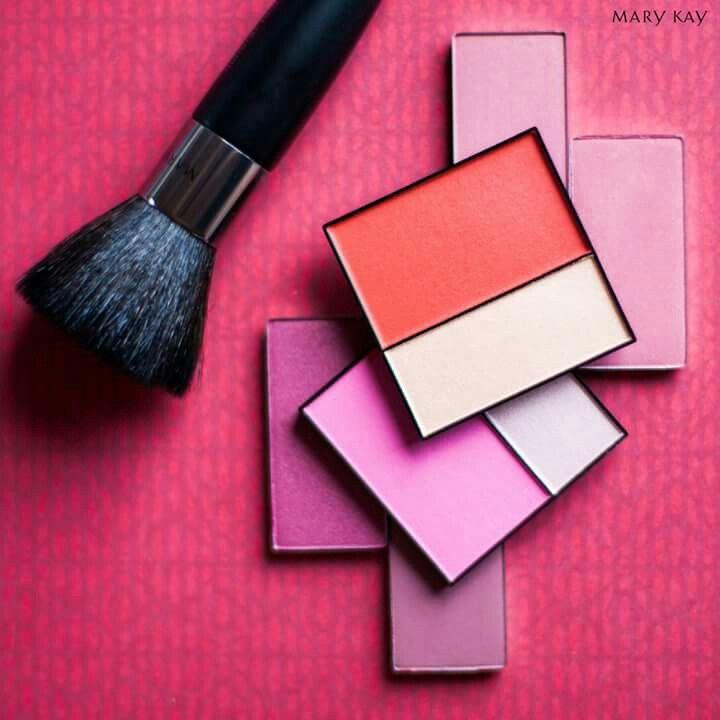 Mis mejillas lucen el rubor de un beso de sol todo el año ¡con #MaryKay Mineral Cheek Colors! #makeup #cheek  www.marykay.com/ypadron5