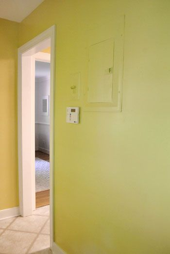9 best Covering a breaker box images on Pinterest | Basement ideas ...