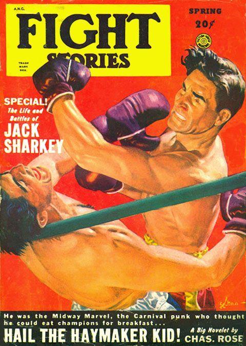 """pulp novels"" fight magazine - Google Search"