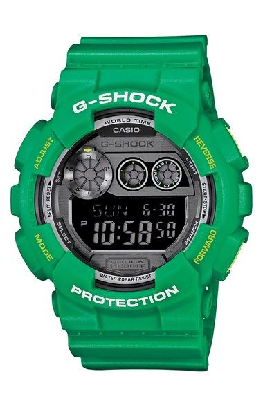 G-Shock Digital Watch, 55mm x 51mm available at #Nordstrom