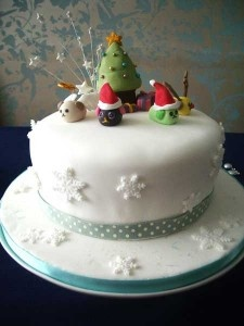 My tried and trusted Delia Smith Christmas Cake recipe!