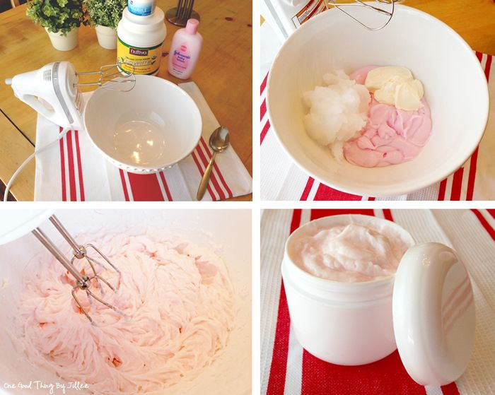 Make Your Own Simple Antibacterial Moisturizing Lotion