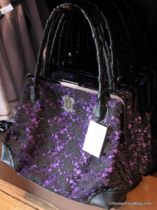 Love this Haunted Mansion purse!