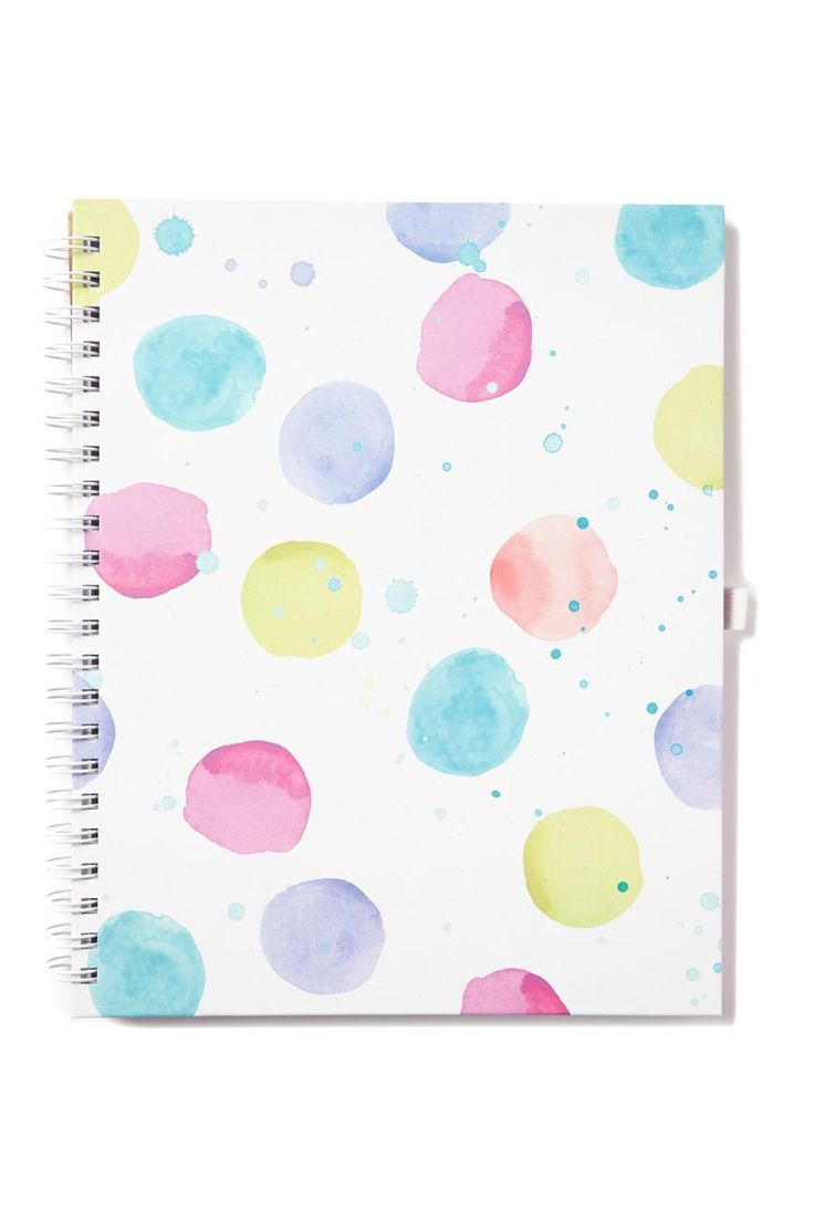 a4 collegiate notebook   Typo