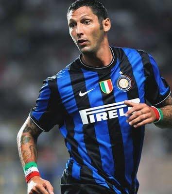 Marco Materazzi - Marsala, Trapani, Perugia, Carpi, Everton, Internazionale, Italy.
