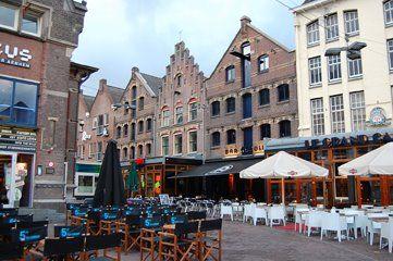 Korenmarkt Arnhem,  the Netherlands