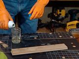 removing stains from wood surfaces