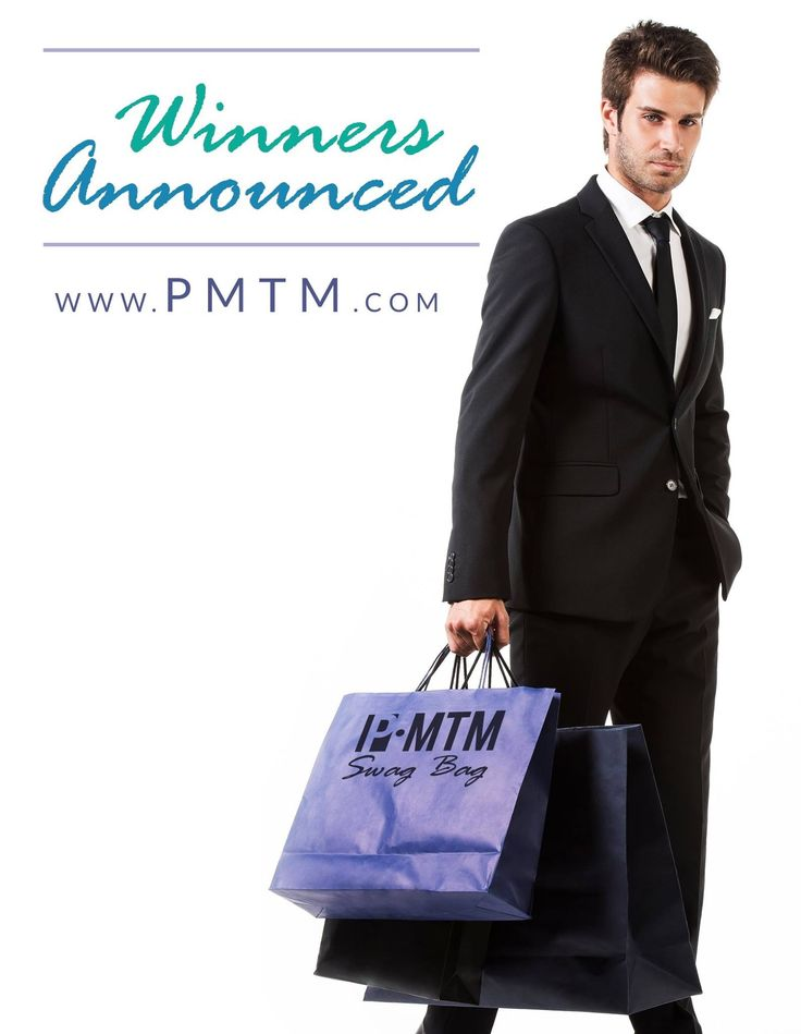 PMTM would like to give a shout out to the winners of the PMTM Swag Bags from Summit Mall.   Congratulations to…. Scott Naymik, Bryan Prez, Erick Byrd, Jessica Clark, Ty James and Tanisha Reynolds.  Email newfaces@pmtm.com with all of your contact info so we can give you all of the details.   Congratulations!!!  Prize expires 30 days after post date