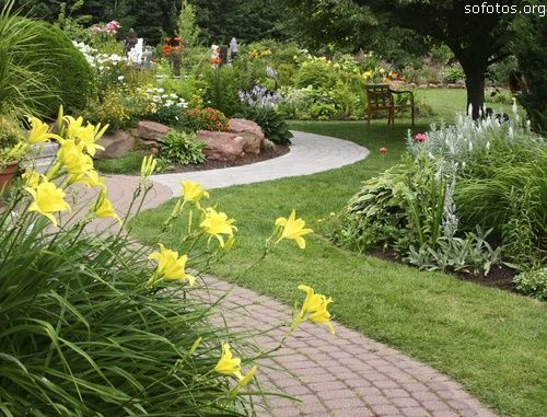 Jardinagem e paisagismo fotos