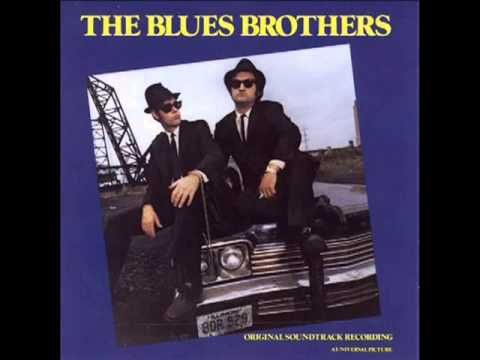 """The Blues Brothers Band - The Blues Brothers """"Original Soundtrack"""" (1980) Full Album"""
