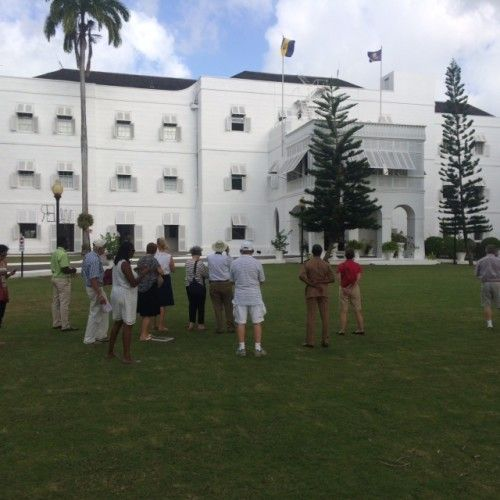 Government House is the official residence of the Governor General of #Barbados.